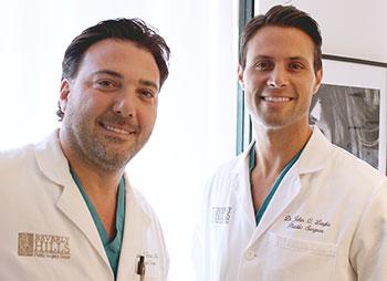 Dr. Payman Danielpour and Dr. John Layke