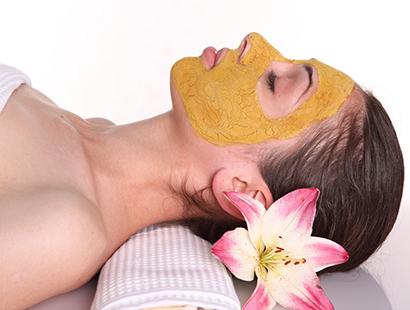 turmeric skin mask
