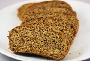 No-Carb Bread for Glowing Skin? [free recipe]