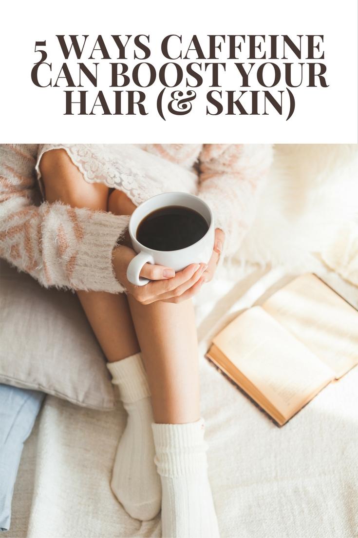 caffeine skincare