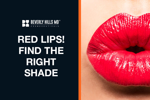 Your Ultimate Guide to Gorgeous, Glamorous Red Lips