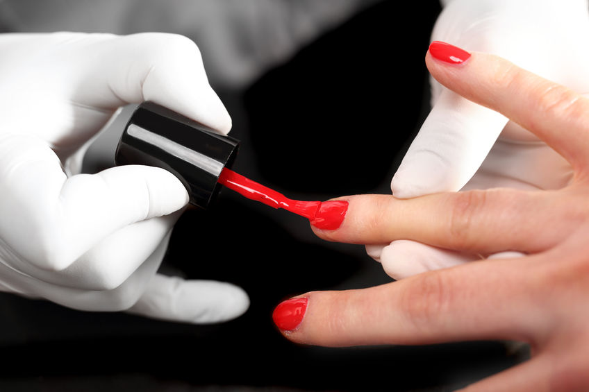 manicures- beverly hills md