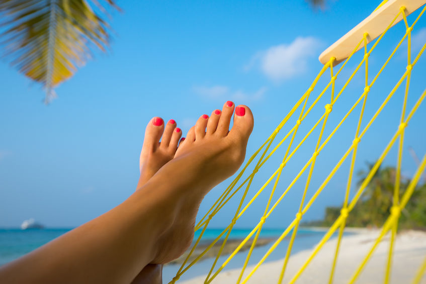 Have Beautiful Feet for a Lifetime (5 anti-aging foot care tips)