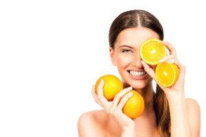 vitamin c collagen production