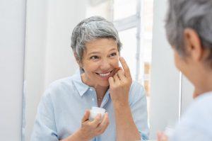 makeup over 40 | Beverly Hills MD