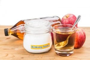 baking soda and apple cider vinegar | Beverly Hills MD
