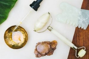 gua sha facial tools | Beverly Hills MD