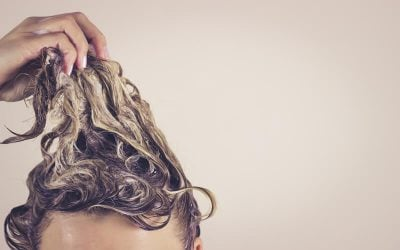 shampooing damaged hair   Beverly Hills MD