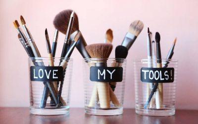 diy makeup storage | Beverly Hills MD