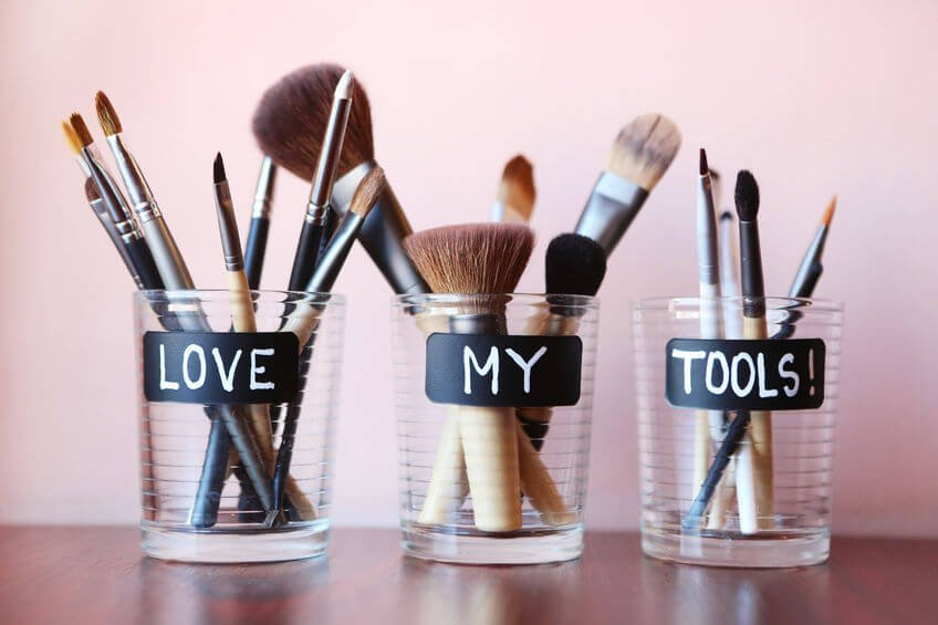 DIY Makeup Storage: Cost Effective Ways To Organize Your Makeup At Home