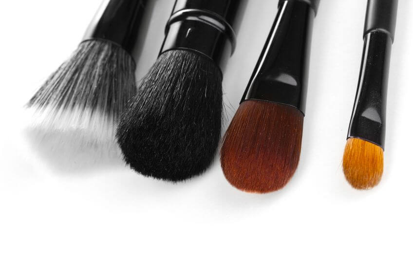 types of makeup brushes | Beverly Hills MD