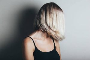 layered bob | Beverly Hills MD