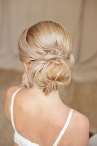 chignon hairstyle | Beverly Hills MD
