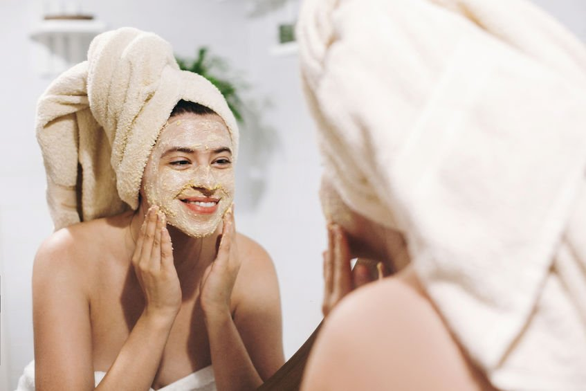 DIY face mask | Beverly Hills MD