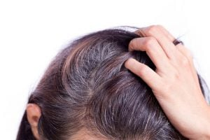 gray hairs | Beverly Hills MD