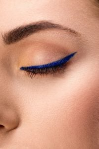 blue eyeliner | Beverly Hills MD