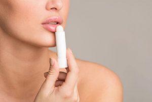 apply lip balm | Beverly Hills MD