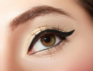 winged eyeliner | Beverly Hills MD