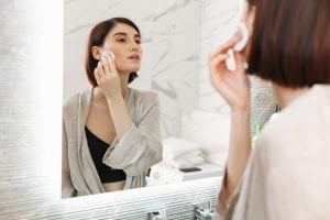 makeup removal   Beverly Hills MD